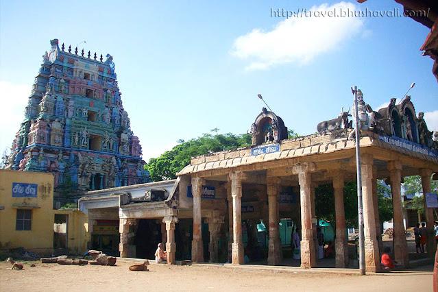 Kulithalai Kadambar Temple - Dakshina Kasi
