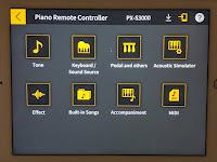 picture of Casio Chordana app for iPad