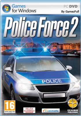 Police Force 2 PC [Full] Español [MEGA]