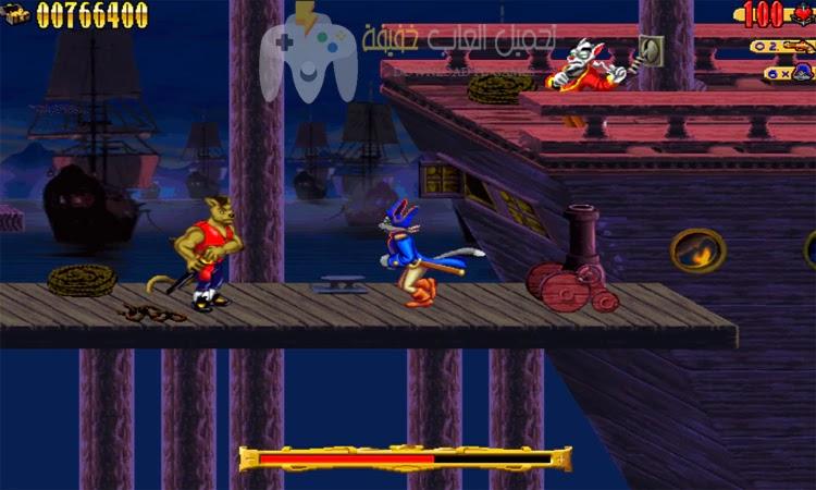 تحميل لعبة كلاو Captain Claw للكمبيوتر من ميديا فاير مجانًا
