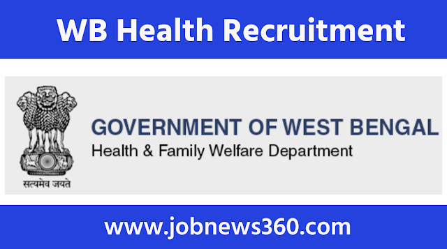 WB Health Recruitment 2020 for Molecular Biologist, Medical Technologist & Data Entry Operator