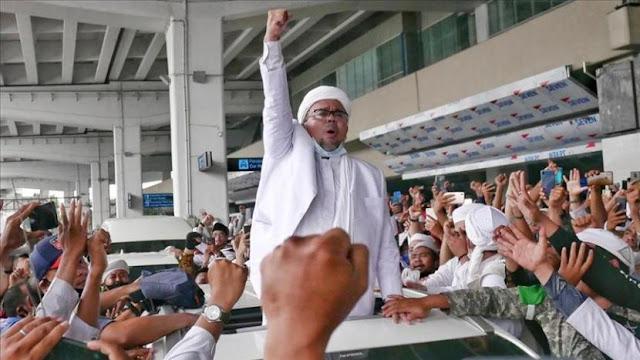 Kelanjutan Kasus Serta Upaya Hukum Habib Rizieq Shihab(HBS) Dan Politikus Yang Siap Menjamin Penagguhan Penahanan