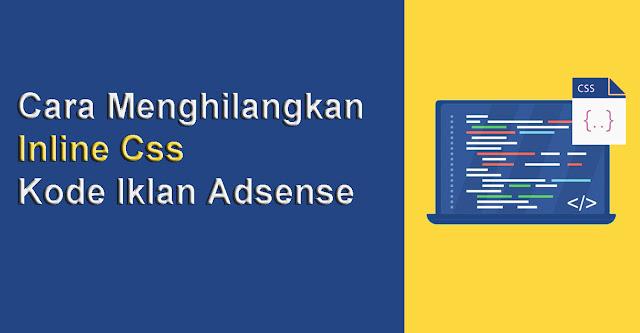 Adsense Inline CSS