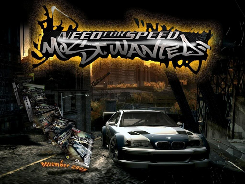 Download Need for Speed Most Wanted 2005 Game PC Free on Windows 7,8,10