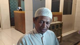 DKM Bantah Ninoy Karundeng Disekap dan Dianiaya di Masjid Al Falaah