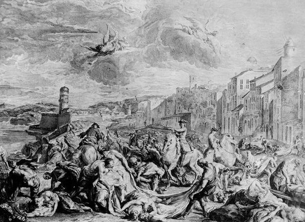 Cholera 1820