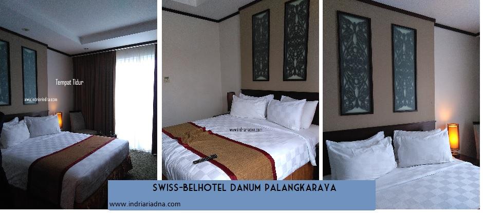 kamar deluxe swiss-belhotel danum palangkaraya