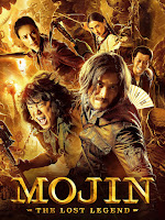 Mojin: The Lost Legend (2015) Full Movie Hindi Dubbed 720p BluRay ESubs Download