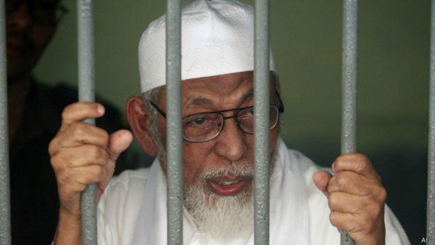 PSI: Boleh Saja Abu Bakar Bakar Ba'asyir Dibebaskan, Asal.....