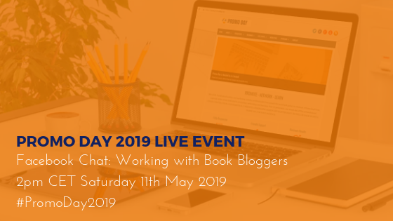 Promo Day Live Event: Facebook Chat- Working with Book Bloggers