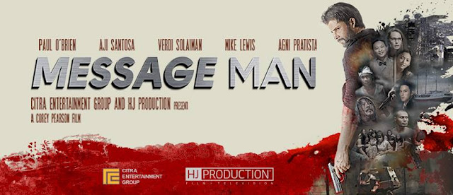 Message Man (2017) 360p 480p 720p 1080p Subtitle Indonesia