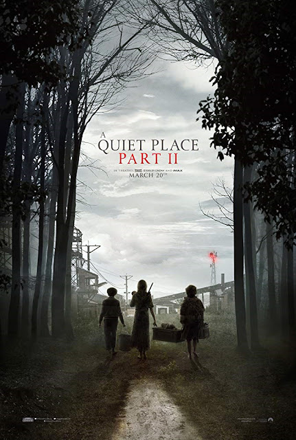 Sinopsis Film Horror A Quiet Place: Part II (2020)