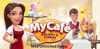 My Cafe - Restaurant game Mod Apk For Android