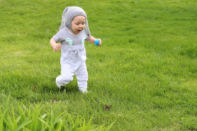 Easter Egg Hunt Ideas for Babies and Toddlers