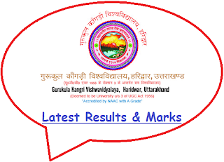 GKV Haridwar Results May June 2020