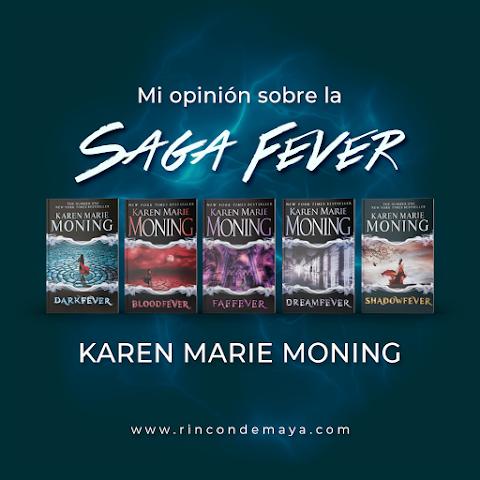 """Mi Opinión Sobre La Saga """"Fiebre"""""""