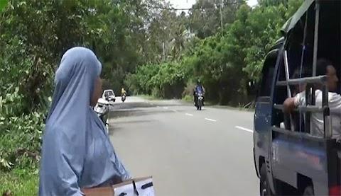 Kondisi Menyedihkan Pengungsi Gempa di Maluku Tengah