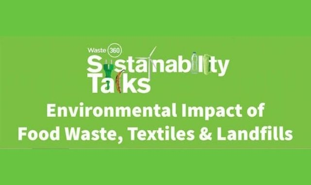 How Landfills, Food and Textile Waste Effects the Environment