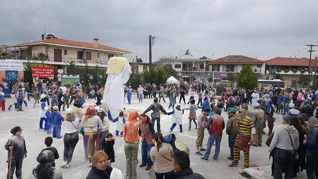 Με τρελή επιτυχία το Λυγουριάτικο Καρναβάλι 2017