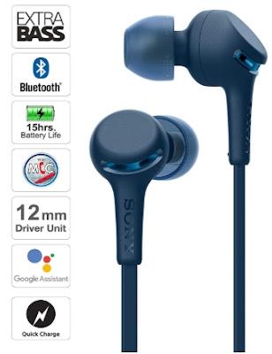 Sony WI-XB400 Wireless Earphone
