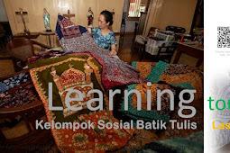 Jalan-jalan Virtual di Sentra Batik Tulis Lasem