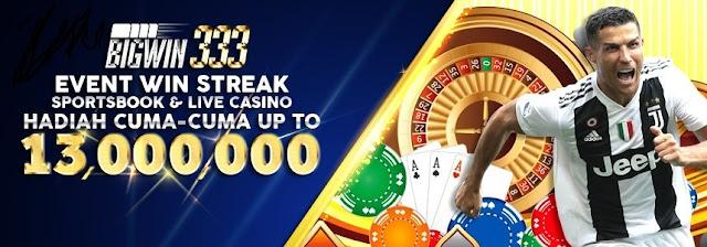 Casino Online Uang Asli Paling Gampang Menang Yang Memiliki Banyak Jackpot di Bigwin333.net