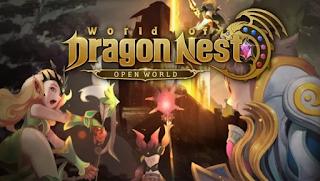 World of Dragon Nest, Tanggal rilis World of Dragon Nest 8 Januari 2020