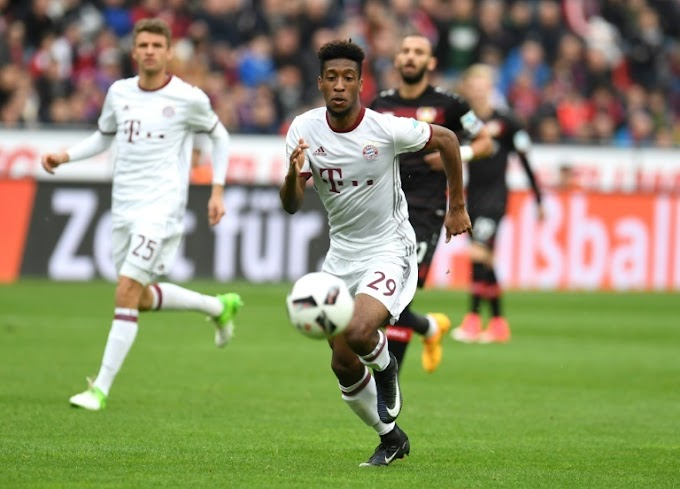 Bayern football star Coman to plead guilty to domestic violence