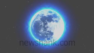 चंद्रग्रहण गुरुपूर्णिमा को लगने जा रहा है -Chandra Grahan 2020
