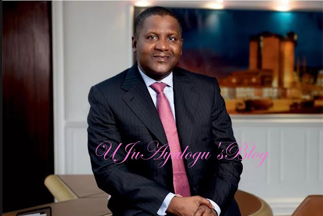 I withdrew $10m just to look at it, says Dangote (video)
