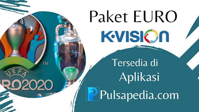 Harga & Cara Beli Paket Euro K Vision GOL