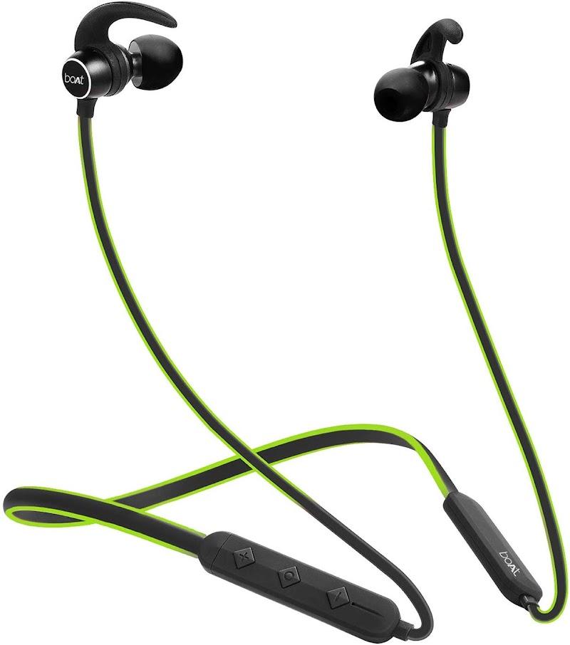 boAt Rockerz 255 Sports Bluetooth Wireless Earphone @ 999