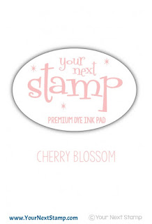 Premium Dye Ink Pad Cherry Blossom