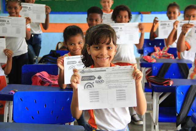 Belford Roxo aplica simulado na rede de educação para mais de 10 mil alunos