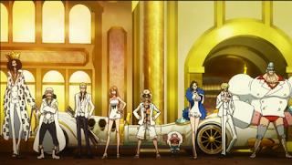 Download Film One Piece Movie Gold 2016 Sub Indo