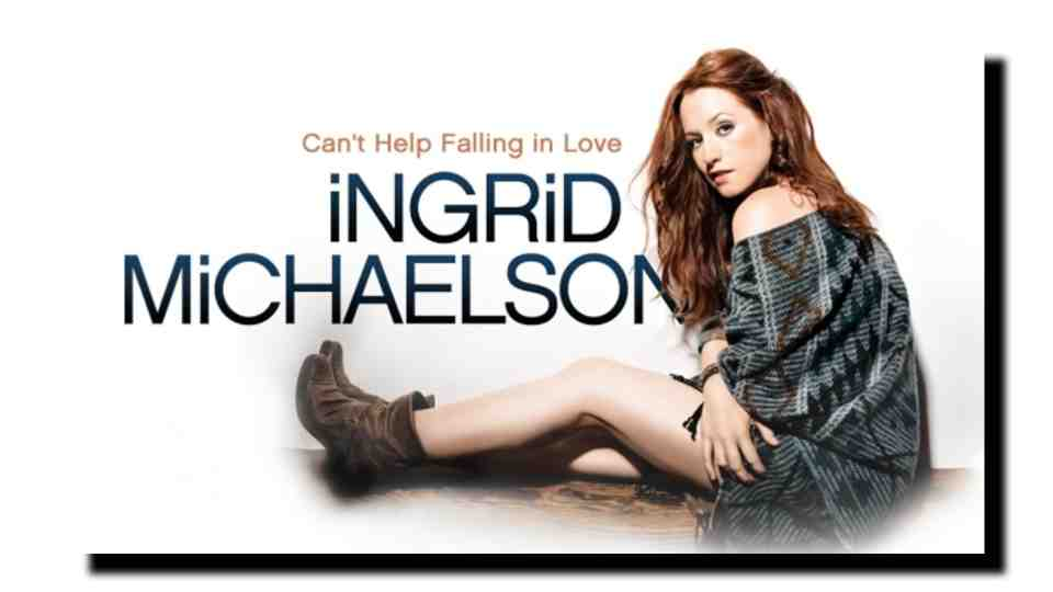 I Cant Help Falling In Love With You Guitar Chords By Ingrid
