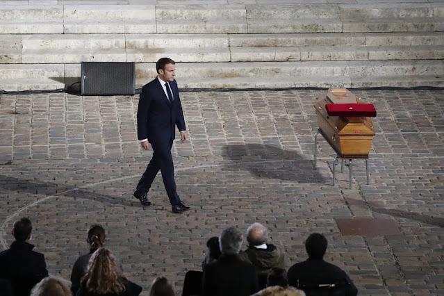 Η Γαλλία καταγγέλλει τον Ερντογάν