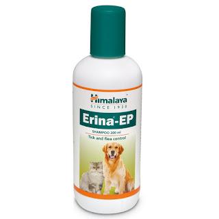 Himalaya Erina-EP Tick & Flea Control Shampoo, 200 ml