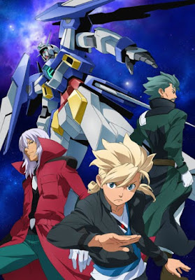 Mobile Suit Gundam AGE Sub Indo Batch