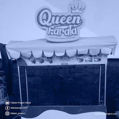 Produksi Booth Queen Farata