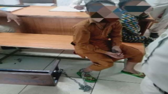 मदरसे में जंजीर से बांधकर रखे गए दो बच्चों को पुलिस ने छुड़ाया - newsonfloor.com