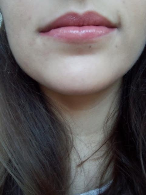 New Lipsticks Swatch