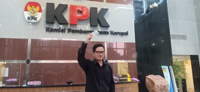 Analisis Febri Diansyah Kaitkan TWK KPK dengan Kontestasi Politik 2024