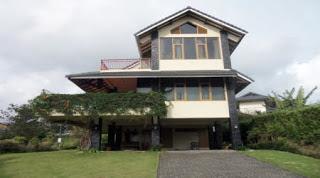 Villa Nyaman Pemandangan Bagus Di Lembang Muat Lebih Banyak