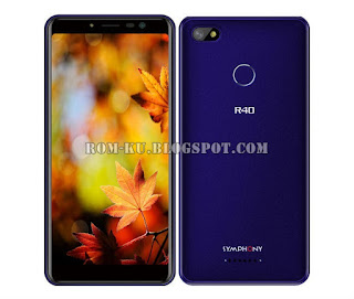 Symphony R40 Firmware Flash File Free Download