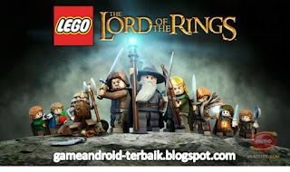 Game Android Terbaik LEGO The Lord of the Rings Full APK+Data