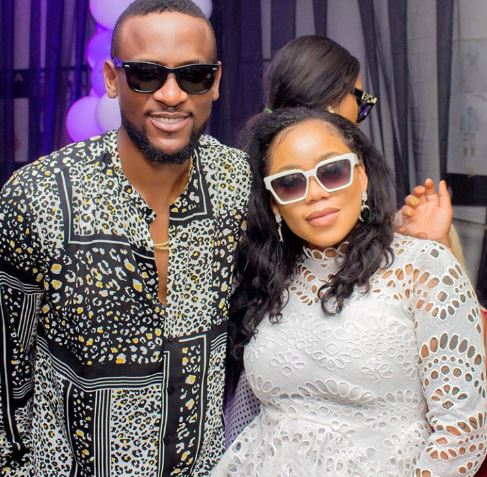 'My boyfriend just broke up with me because of Omashola' – Toyin Lawani reveals