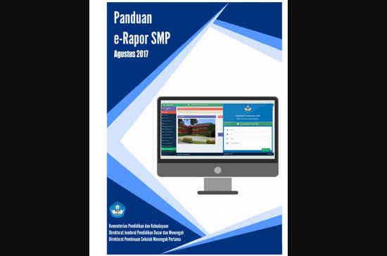 Aplikasi E-Rapor SMP Tahun 2017 Versi 1.0