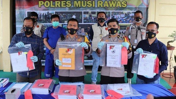 Dana Bansos Rp 187,2 Juta Dihabiskan Kades Askari Untuk Sewa PSK dan Berjudi