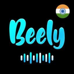 Beely App: Black BG Lyrical Video Status & Slideshow APK Download